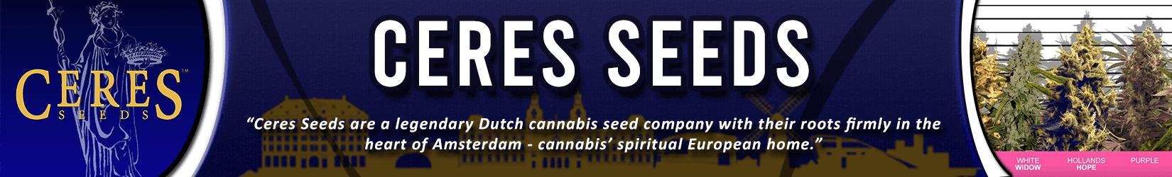 Cannabis Seeds Breeder - Ceres Seeds