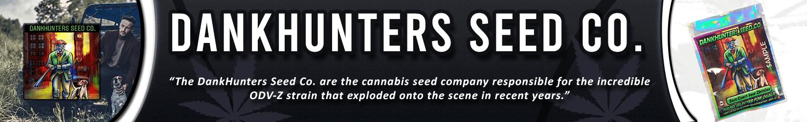 Cannabis Seeds Breeder - Dank Hunters