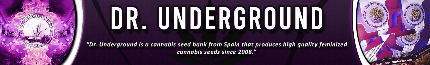 Cannabis Seeds Breeder - Dr Underground