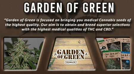 Cannabis Seeds Breeder - Garden Of Green