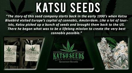 Cannabis Seeds Breeder - Katsu Seeds