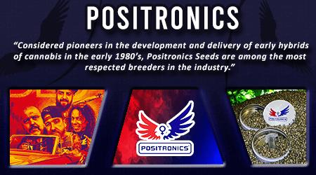 Cannabis Seeds Breeder - Positronics