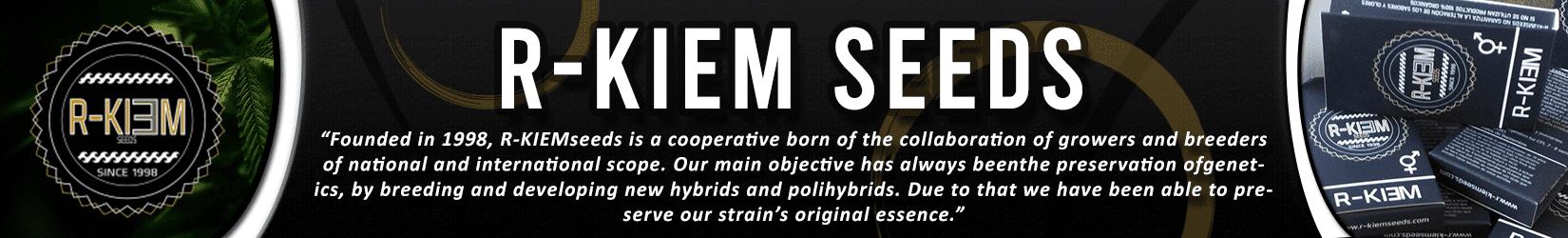 Cannabis Seeds Breeder - R-Kiem Seeds