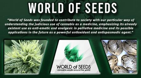 Cannabis Seeds Breeder - World Of Seeds
