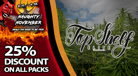 Topshelf Cannabis Seeds Special Offer
